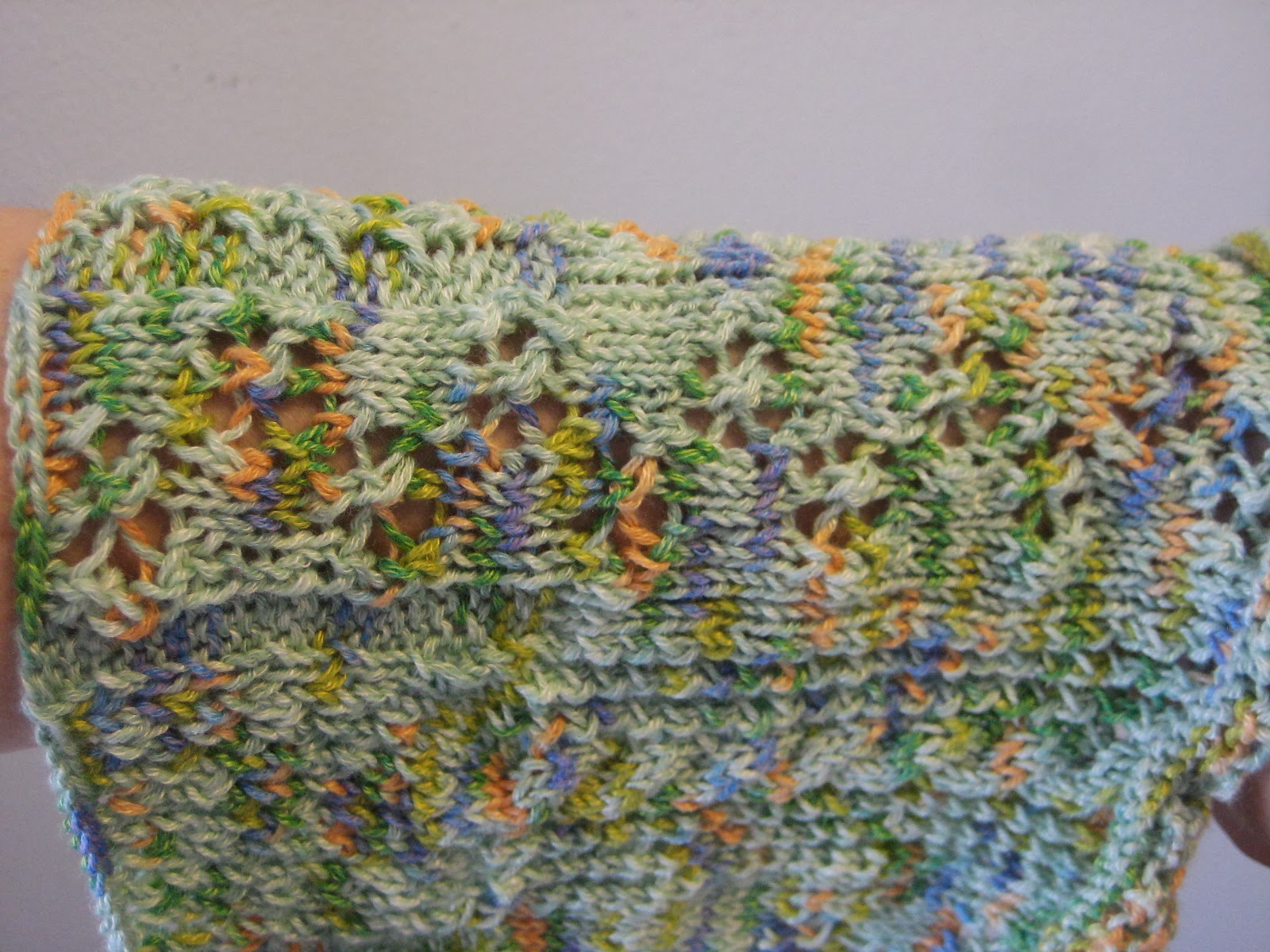 Balls to the Walls Knits: Starry Night Cowl