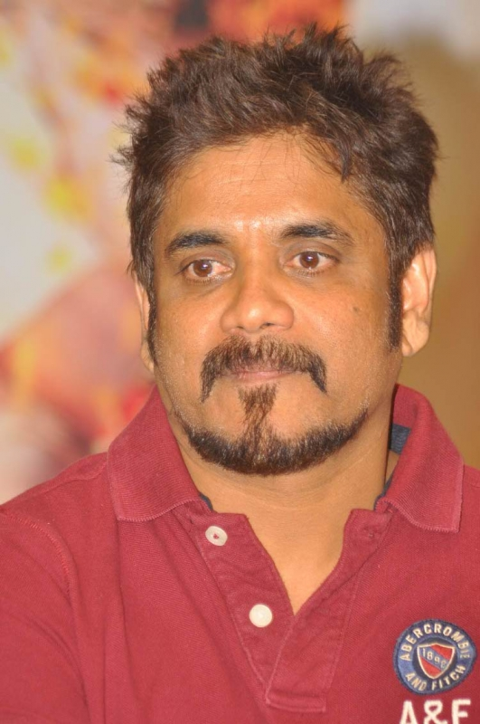 Movies New Releases News Nagarjuna New Look Hairstyle Stylish