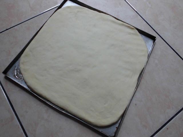 Pizza Sederhana di Hari Minggu