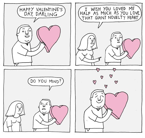 Valentine's day funny jokes 2016