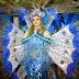 Celebran colorido Carnaval de Damas en el Club Libanés de Mérida