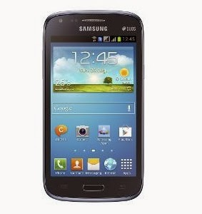 Steal Deal: Samsung Galaxy Core i8262 Dual SIM Mobile Phone – Blue worth Rs.14180 for Rs.11834 at HomeShop18