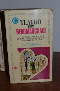"""Teatro de Beaumarchais"""