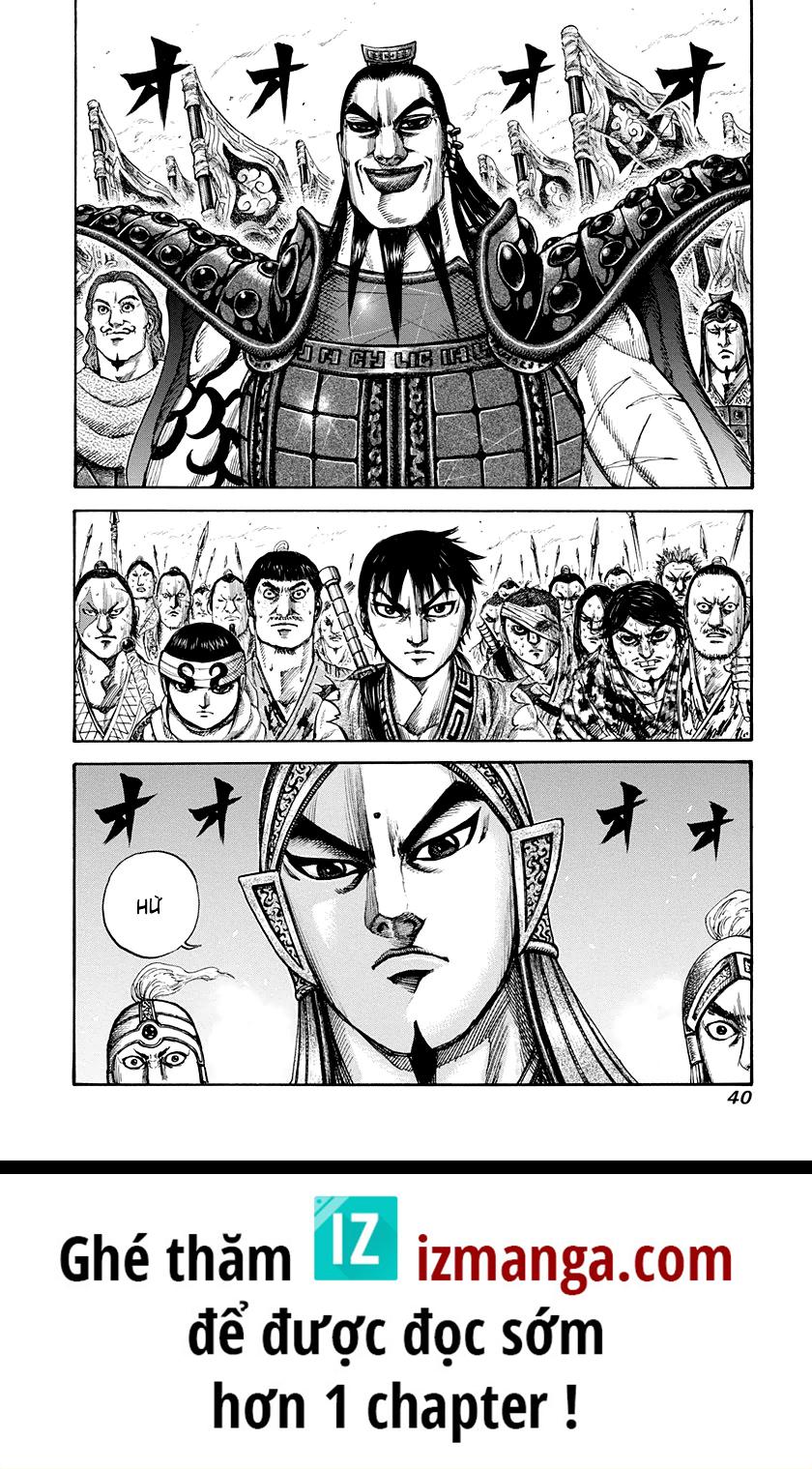 Kingdom – Vương Giả Thiên Hạ (Tổng Hợp) chap 153 page 17 - IZTruyenTranh.com