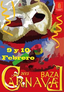 Carnaval de Baza 2013