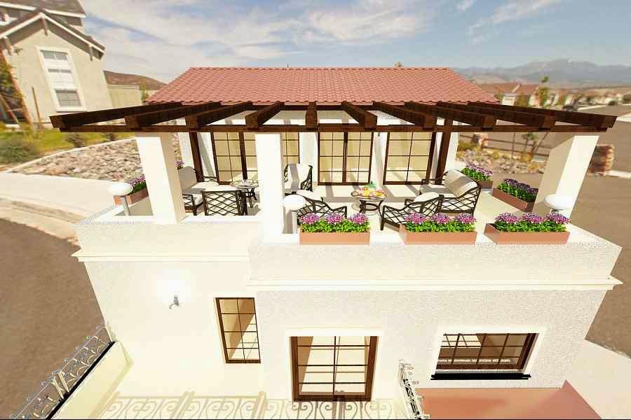 Proiect casa moderna Constanta