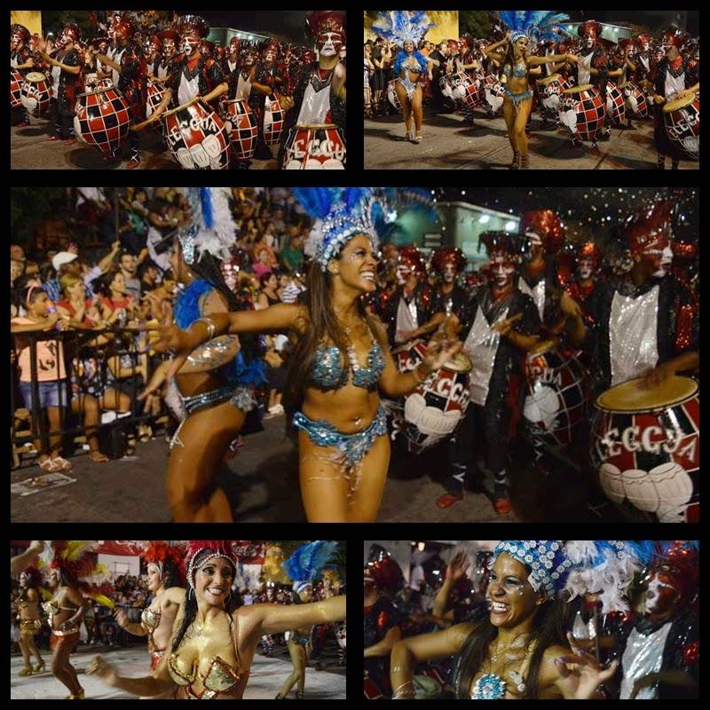 Carnaval. Desfile de Llamadas. Eleguá.
