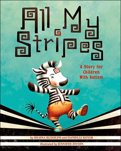 http://www.amazon.com/All-My-Stripes-Children-Autism/dp/1433819163/ref=sr_1_1?ie=UTF8&qid=1419637554&sr=8-1&keywords=all+my+stripes