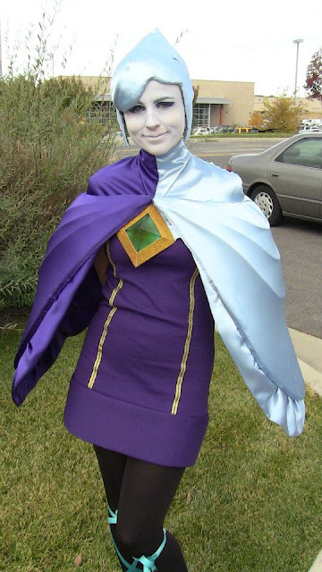 legend of zelda skyward sword fi cosplay cosplayer anime banzai 2012
