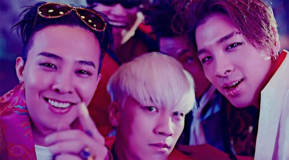 Download Lirik Lagu Big Bang – Bae Bae