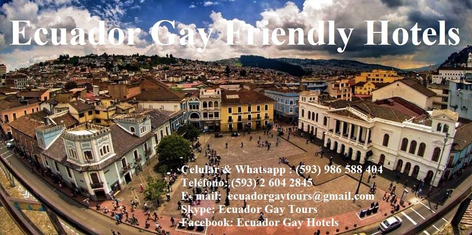ECUADOR GAY HOTELS