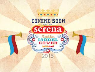 Audisi Cover Model Majalah Sang Buah Hati 2015 Serena Biskuit