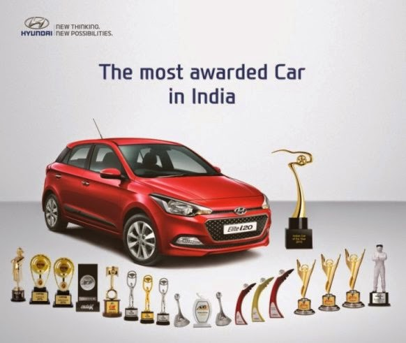 Hyundai motor india becomes the most awarded auto brand in for Hyundai motor finance corp address