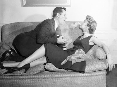 Betty Garrett y Larry Parks