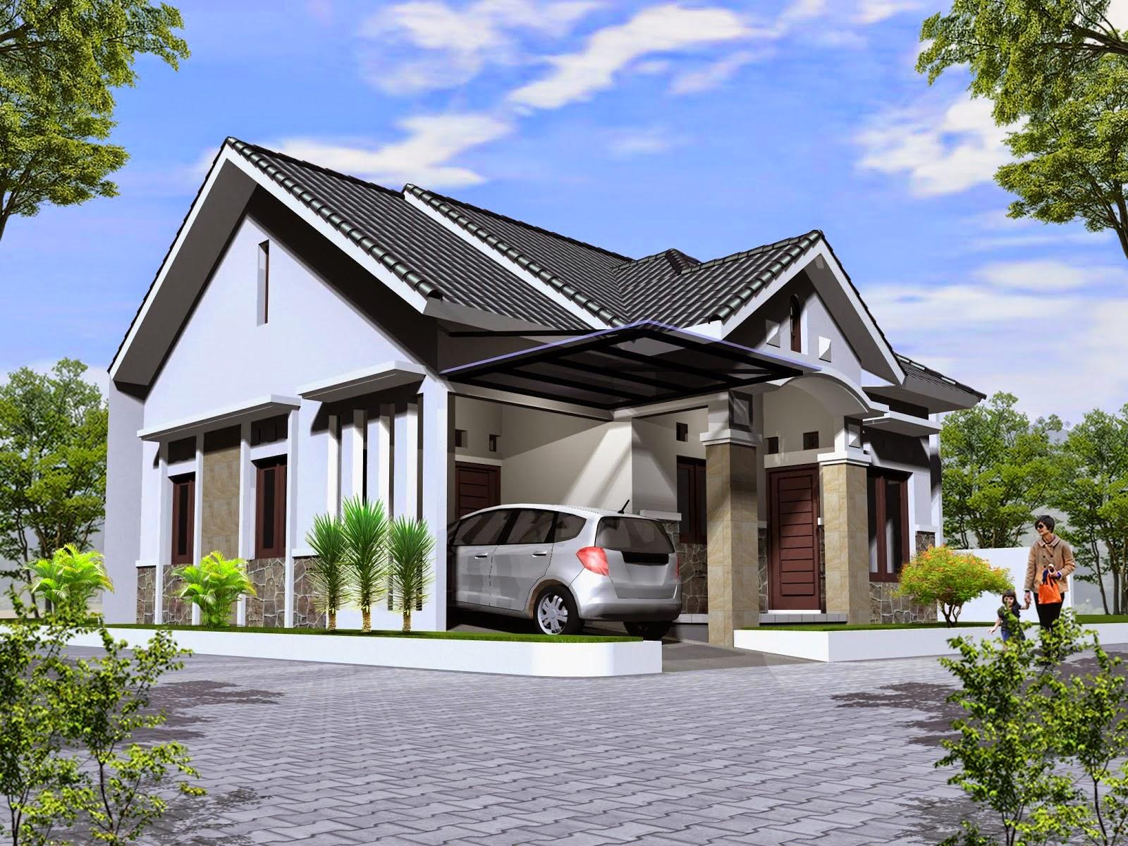 gambar desain rumah terbaik
