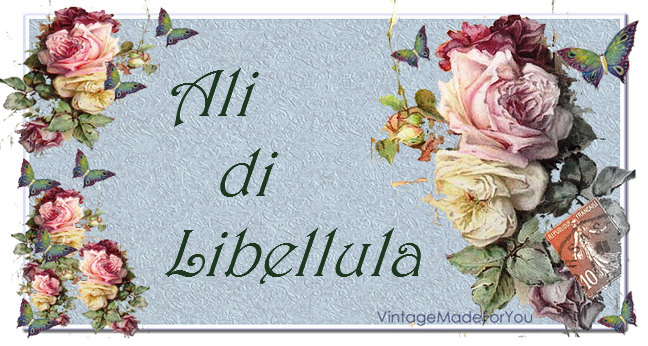Ali di Libellula