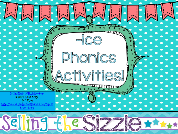 http://www.teacherspayteachers.com/Product/-ice-Phonics-Activities-1231262