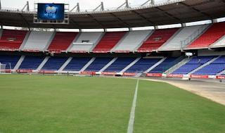 Colombia recibiría a Uruguay en Barranquilla