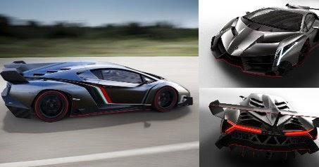 The Work Veneno Official Lamborghini Masterpiece Revealed!
