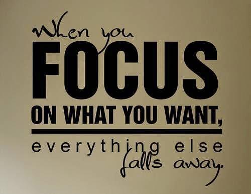 Bagi menjadi guru yang berwatak, kita perlu lah mempunyai fokus atau hala tuju dalam apa yang kita ceburi.