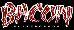 bacon skateboards ©