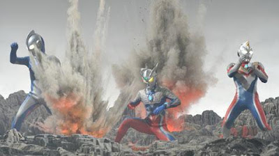 Ultraman Saga Full Trailer