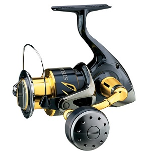 Máy câu cá Shimano Stella SW5000HG