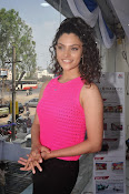 Rey Heroine Saiyami Kher Photos in Pink Top-thumbnail-9