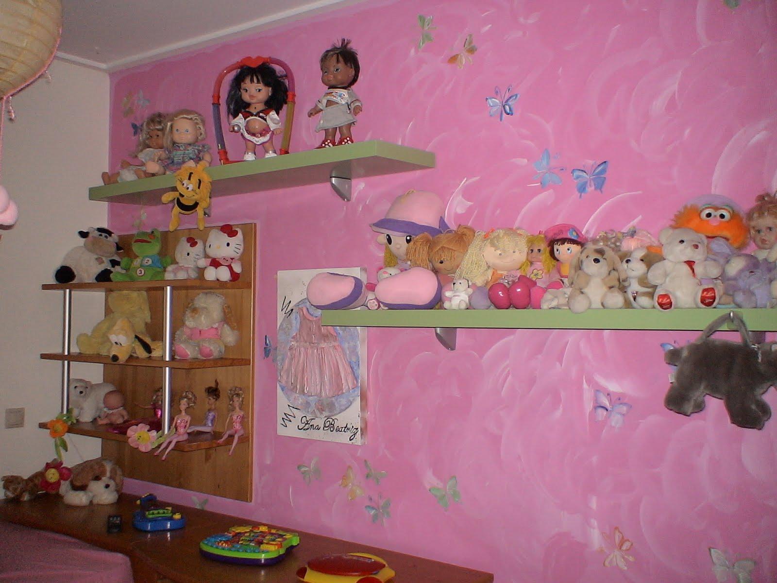 Pintura de quarto infantil - Pinturas para dormitorios infantiles ...