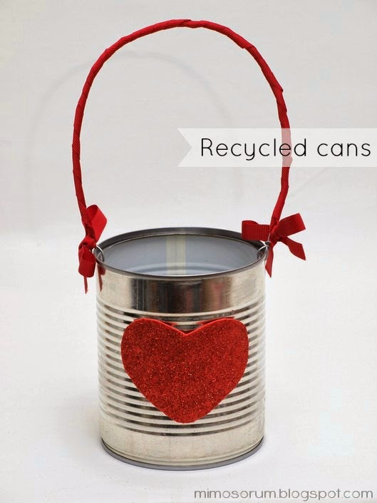 Reciclar decorar una lata de conservas