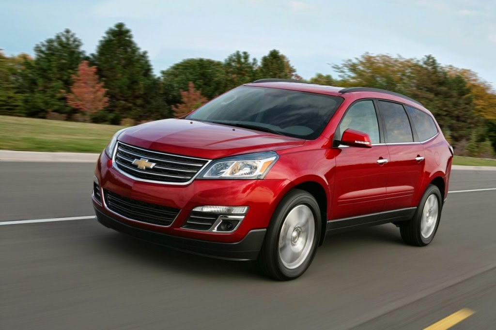 Chevrolet Earns 9 Edmunds.com Awards