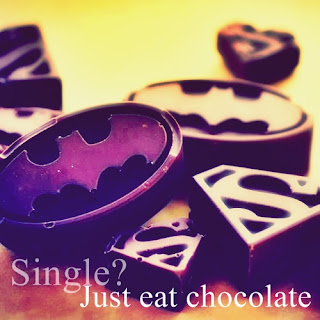 single eat chocoaltes Free alone quote wallpaper