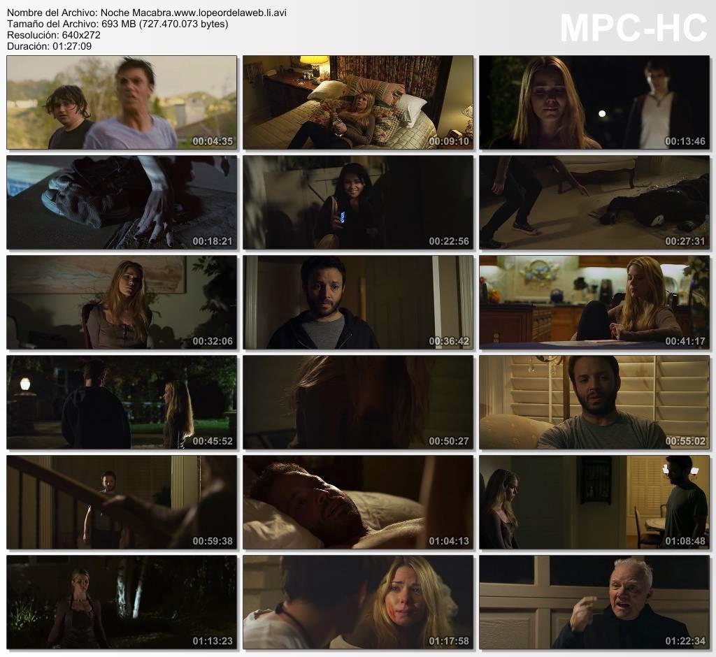 Noche Macabra (2014) DVDRip Latino