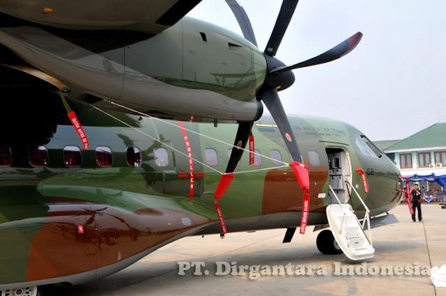 Uganda Tertarik Beli Pesawat CN 295 Buatan PT. Dirgantara Indonesia
