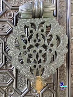Sevilla - Puerta del Perdón de la Catedral - Aldabón