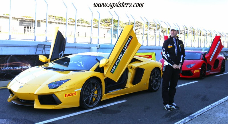 Lamborghini Squadra Course   A Specialist Team Within Lamborghiniu0027s Ru0026D  Department Dedicated To Motorsport Which Includes The GT3, The Super Trofeo  Series ...