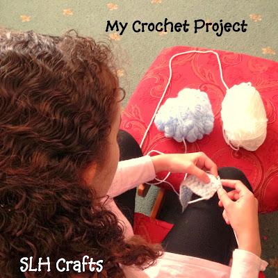 crochet Jar Cozy Coaster
