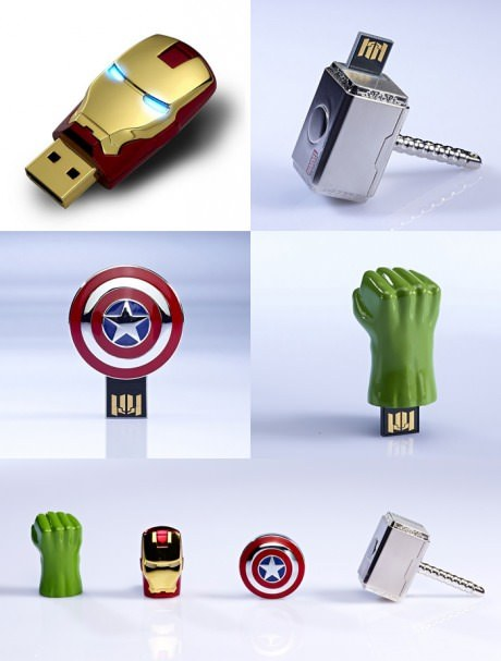 The Avengers USB Stick