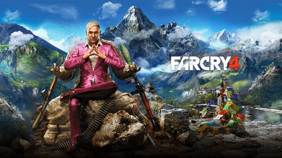 Far Cry 4 Free Download for PC Full Version Poster