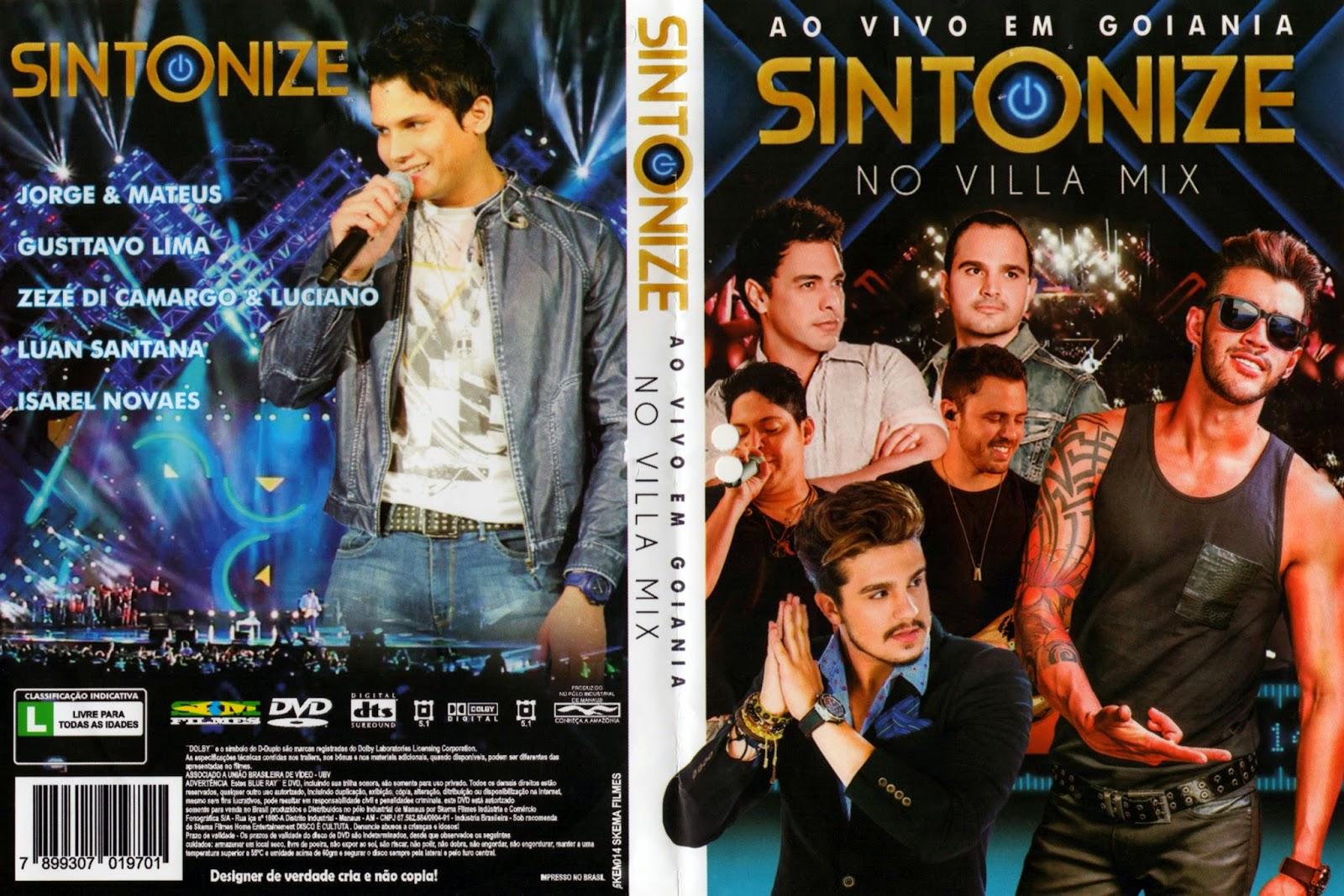 DVD Sitonize – No Villa Mix – Ao Vivo Em Goiânia (2015)