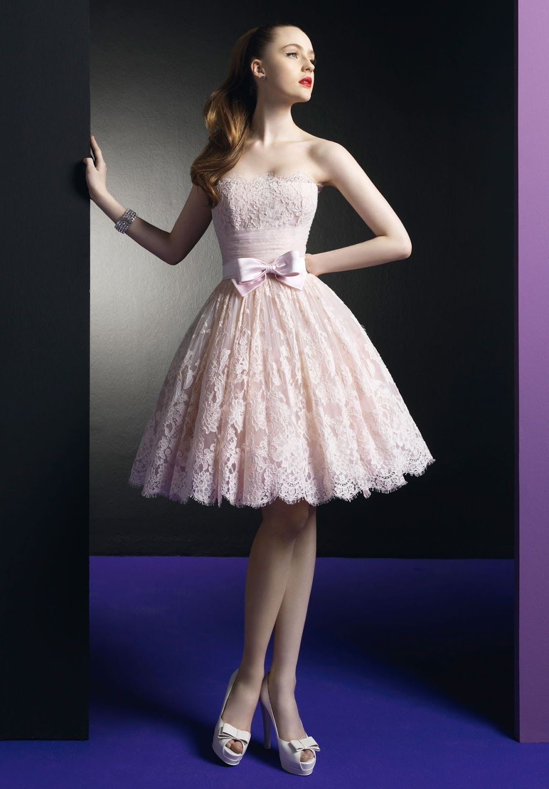 WhiteAzalea Ball Gowns: Short Ball Gowns Makes You More Stunning