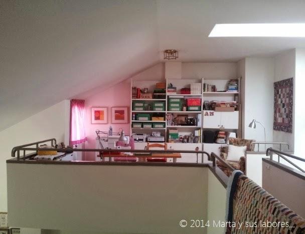 Marta y sus labores ...: Mi cuarto de Costura