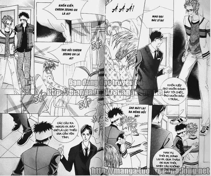 Bốn Chàng Hào Hoa Chapter 11 - Trang 49