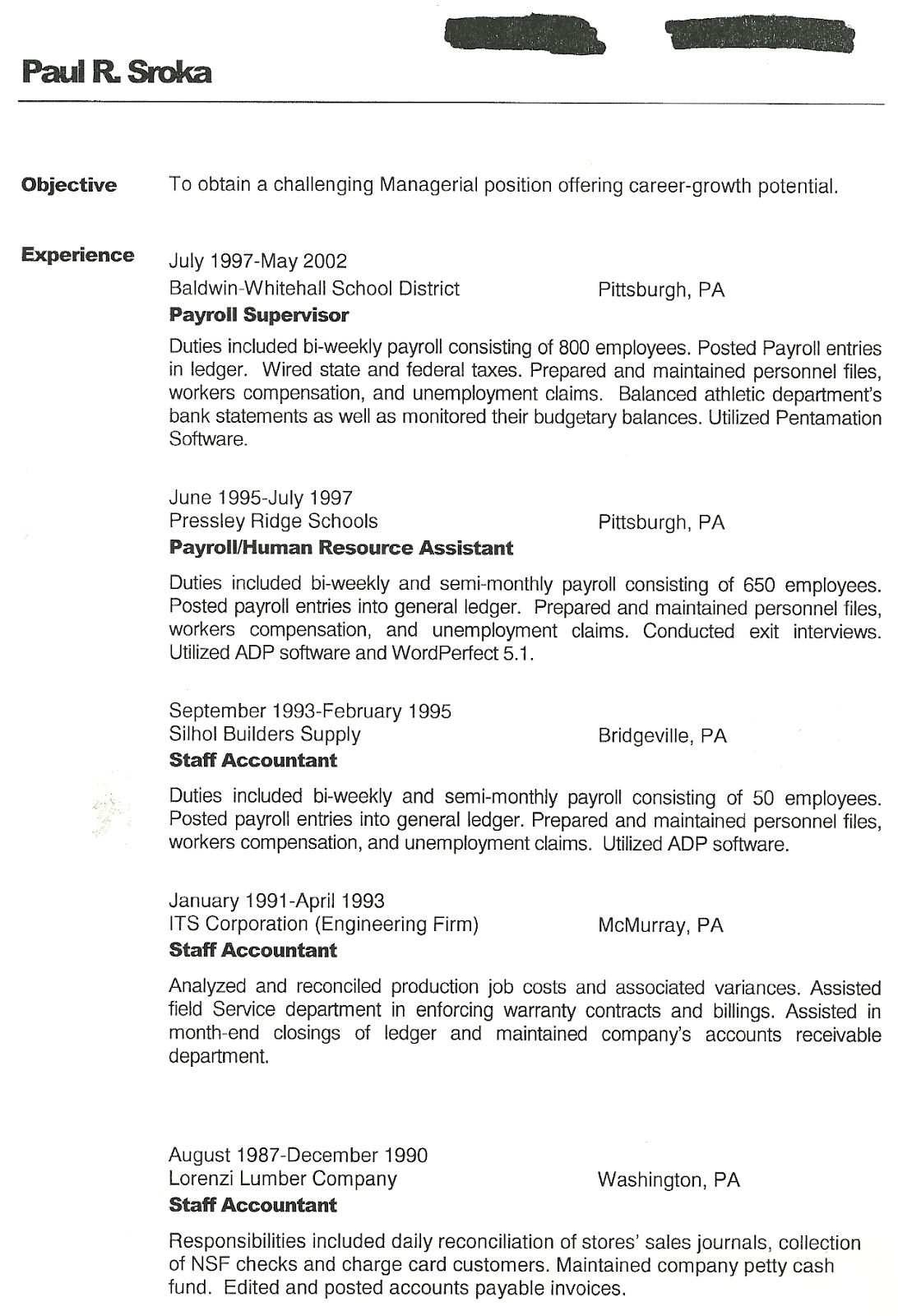 Awesome Unemployment On Resume Contemporary Simple resume Office