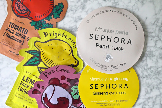 WHY I LOVE SHEET MASKS