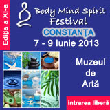 BODY MIND SPIRIT FESTIVAL