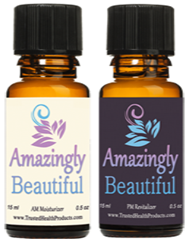 Current Giveaway~~3 Winners! 1 bottle of Amazingly Beautiful AM Moisturizer ($24.97) Ends May 17th