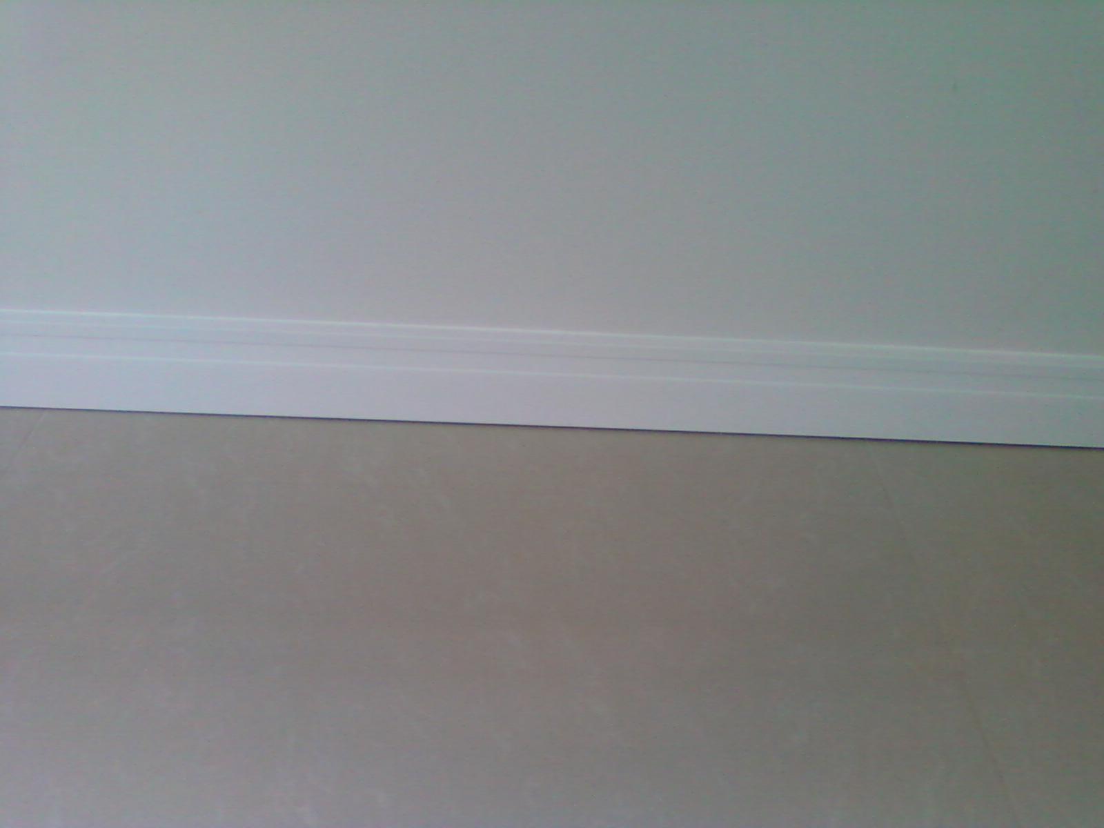 Piso Porcelanato Branco Cozinha Americana Com Piso Branco  -> Sala Com O Piso Porcelanato Polido Cinza