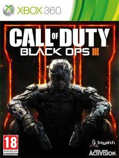 Call of Duty Black Ops III XBOX 360 2015 Torrent DUBLADO EM PTBR