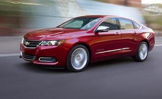 2014 Chevrolet Impala Review & Price